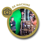 GREEN-SCREEN-DE MACHINE